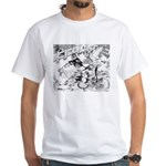 English Trumpeter Group White T-Shirt