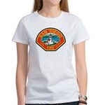 San Diego Fire Department Women's T-Shirt