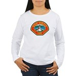 San Diego Fire Department Women's Long Sleeve T-Sh