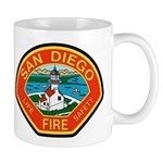 San Diego Fire Department Mug