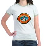 San Diego Fire Department Jr. Ringer T-Shirt