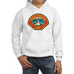 San Diego Fire Department Hooded Sweatshirt