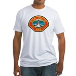 San Diego Fire Department Fitted T-Shirt