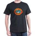 San Diego Fire Department Dark T-Shirt