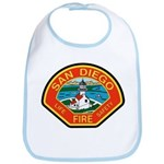 San Diego Fire Department Bib