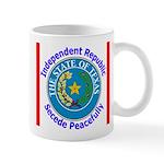 Texas-5 Mug