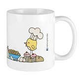 Birdie Says - Food Artist Mug