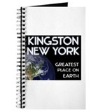 kingston new york - greatest place on earth Journa