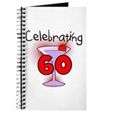 Cocktail Celebrating 60 Journal