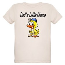 Dad's Baseball Champ T-Shirt