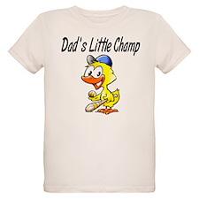 Dad's Baseball Champ T-Shirt