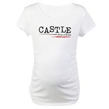 Castle-WoW Maternity T-Shirt
