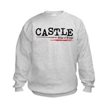 Castle-WoW Kids Sweatshirt