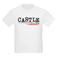 Castle-WoW Kids Light T-Shirt