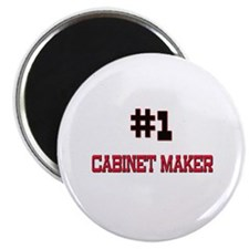 Number 1 CABINET MAKER Magnet