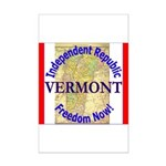 Vermont-3 Mini Poster Print