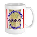 Vermont-3 Large Mug