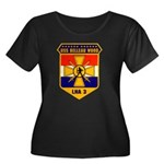 USS Belleau Wood LHA 3 US Navy Women's Plus Size S