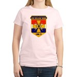 USS Belleau Wood LHA 3 US Navy Women's Light T-Shi