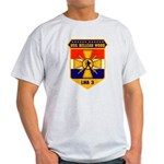 USS Belleau Wood LHA 3 US Navy Light T-Shirt
