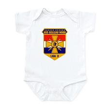 USS Belleau Wood LHA 3 US Navy Infant Bodysuit
