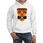 USS Belleau Wood LHA 3 US Navy Hooded Sweatshirt