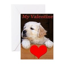 Cute Breeds Greeting Cards (Pk of 10)