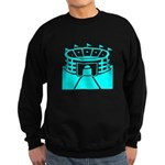 Cyan Stadium Sweatshirt (dark)
