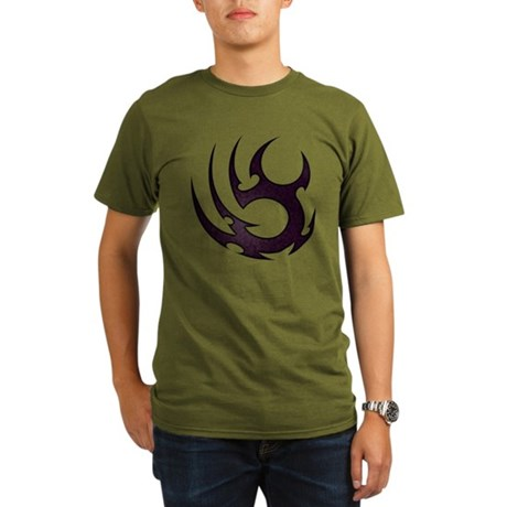 Tribal Talons Organic Men's T-Shirt (dark)