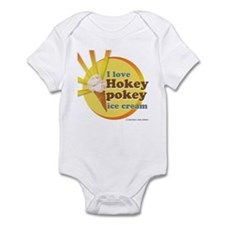 Hokey Pokey Infant Bodysuit