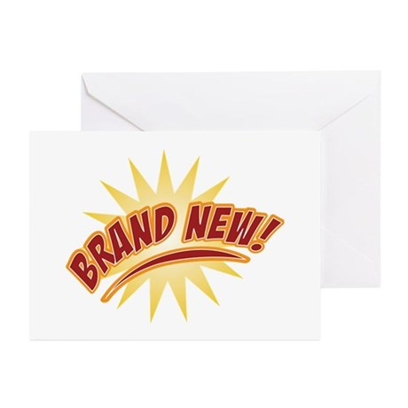 Brand New Greeting Cards (Pk of 10)
