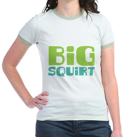 Big Squirt Jr. Ringer T-Shirt