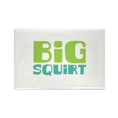 Big Squirt Rectangle Magnet (100 pack)