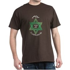Irish Jew Black T-Shirt