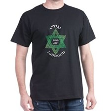 Irish Jew Black T-Shirt