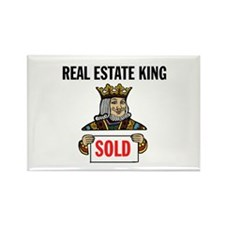 KING OF SOLD Rectangle Magnet (10 pack)