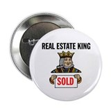 "KING OF SOLD 2.25"" Button (10 pack)"