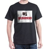 Number 1 BRUSHBINDER T-Shirt