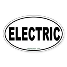 Electric Euro Decal