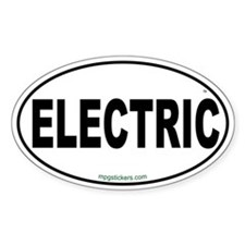 Electric Euro Decal