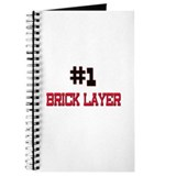 Number 1 BRICK LAYER Journal