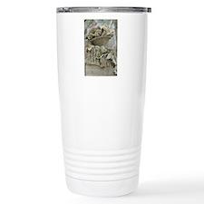 Flower Basket Travel Mug