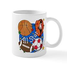 All Star Sports Small Mug
