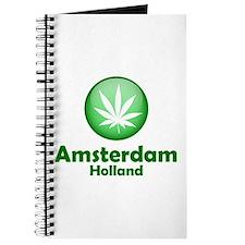 Green Amsterdam Pot Journal
