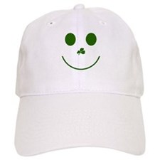 Irish Smiley Face Baseball Cap
