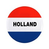 "Holland Flag 3.5"" Button (100 pack)"
