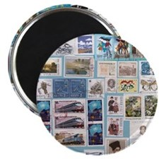 Philatelist Magnet