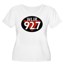 FAVORITE RADIO STATION replica Wmn's Plus Size Sc