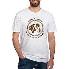 Ride A Hair Stylist Shirt