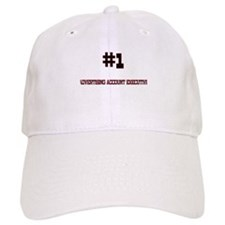Number 1 ADVERTISING ACCOUNT EXECUTIVE Baseball Cap